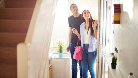 Preparing your home before you put it on the market will impress potential buyers when they walk through the door