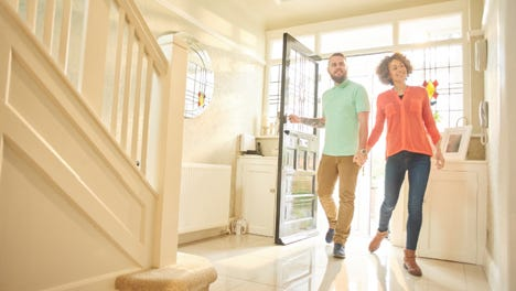 Real estate experts say that decluttering and deep cleaning your home is one of the best ways to show potential buyers that the property has been cared for.