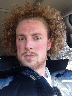 Marijuana activist Andrew Cissell, 28, of Oak Park is serving 90 days in the Oakland County Jail.