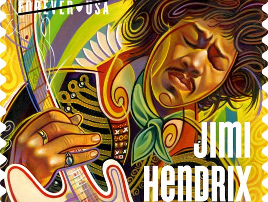 HENDRIX-FOREVER-SINGLE-STAMP-JY-3209-_62766592