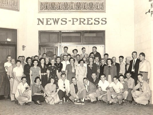 nphistory for editorial - staff photo