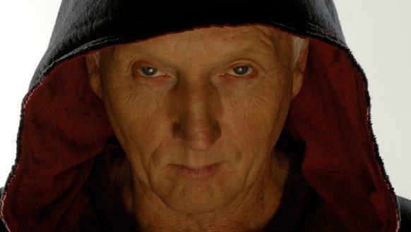 Tobin Bell plays the diabolical serial killer Jigsaw