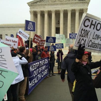 Supreme Court hears 3rd case challenging Obamacare