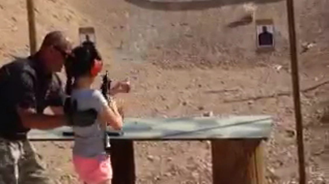Girl who shot instructor said Uzi was too powerful