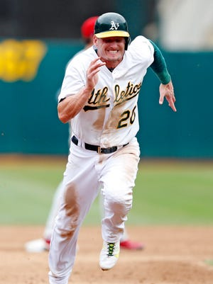 The Oakland Athletics traded third baseman and former Auburn player Josh Donaldson to the Toronto Blue Jays. Alexander City native Kendall Graveman was traded to the A's.
