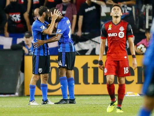 MLS: Montreal Impact at Toronto FC