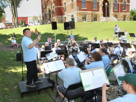 LC CONCERT BAND