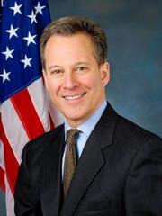 State Attorney General Eric Schneiderman.