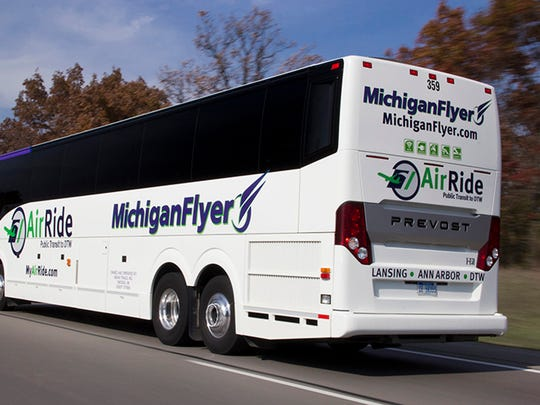 Bus company Michigan Flyer and its parent company Indian