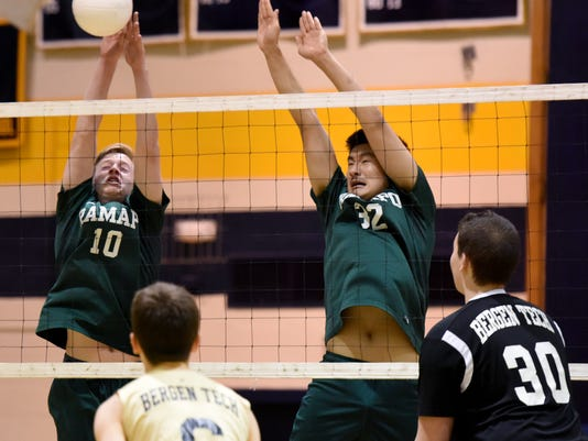 Bergen Tech Ramapo Volleyball