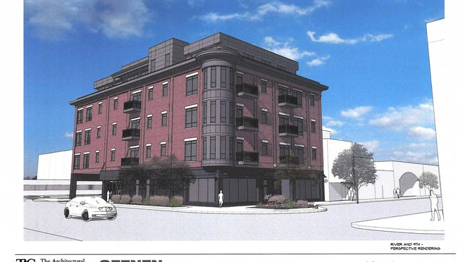 Resthaven will open its fourth senior living center in a new development on the corner of Ninth Street and River Avenue in downtown Holland.