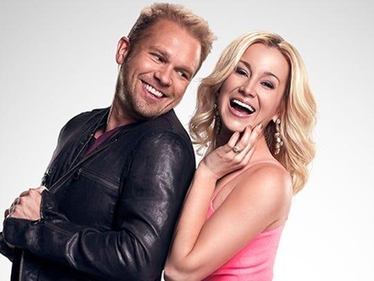 "Kyle Jacobs and Kellie Pickler star in ""I Love Kellie"