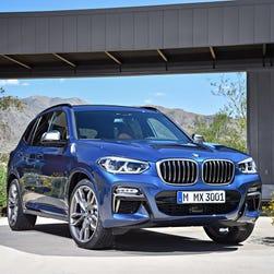 BMW South Carolina plant adding 1,000 jobs, redesigned X3