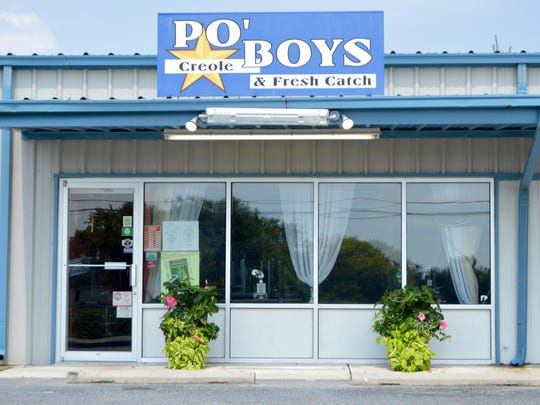 New Orlean inspired restaurant, Po' Boys, received top votes in a recent online poll asking voters to pick their favorite Delaware restaurants.