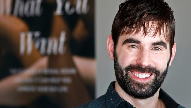 """Kinsey Institute sex researcher Justin Lehmiller just released his book, in July 2018, about his recently-completed largest-ever survey of Americans' sexual fantasies.  His book is entitled """"Tell Me What You Want."""""""