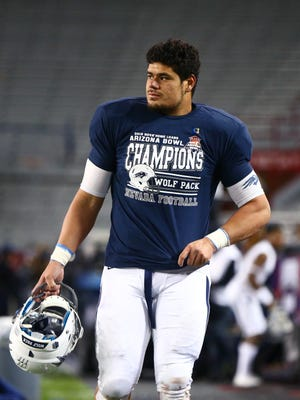 Former Wolf Pack defensive end Ian Seau has signed a deal with the Buffalo Bills.