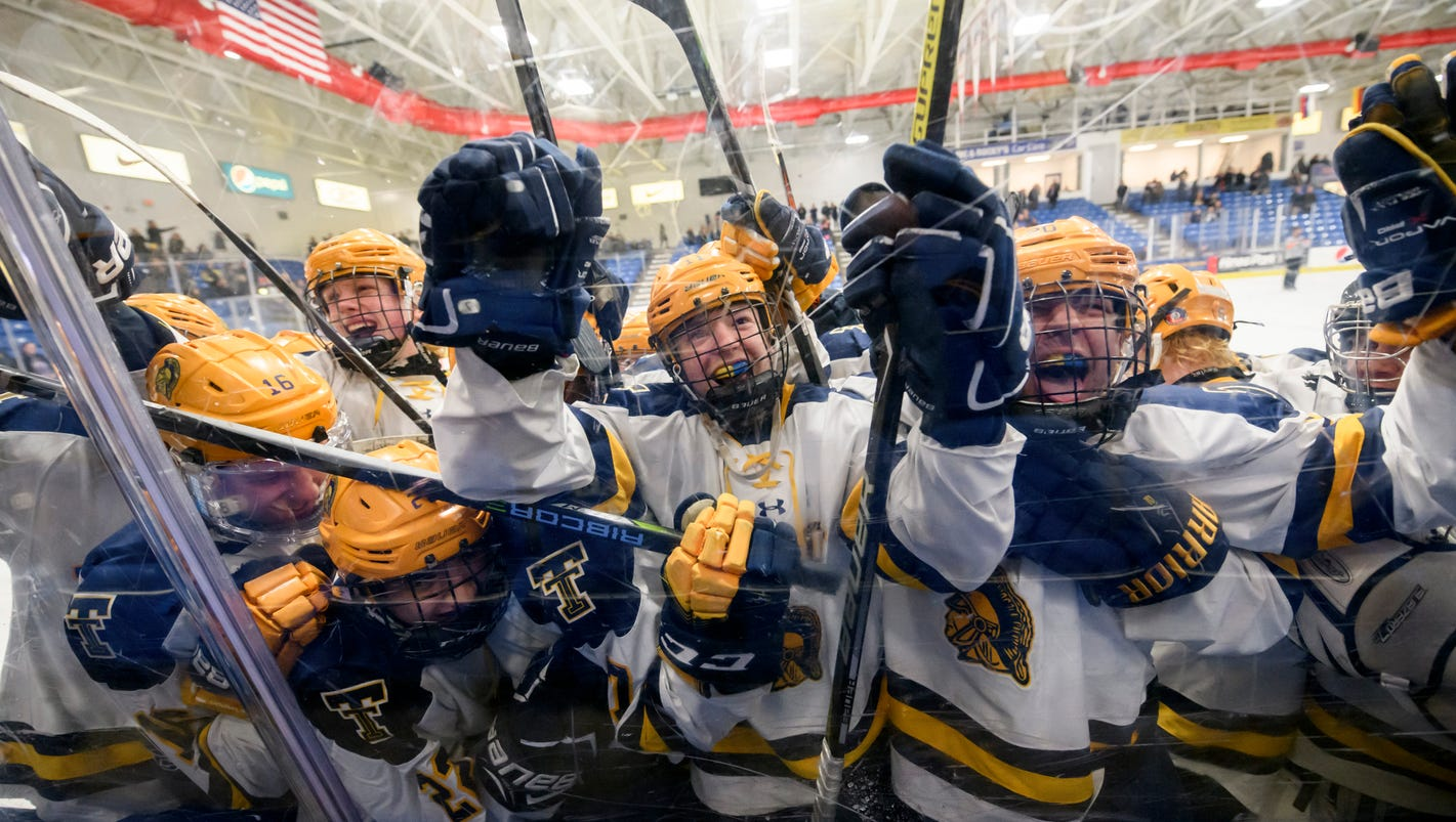 Hockey semifinals: Trenton 3, Birmingham Brother Rice 2