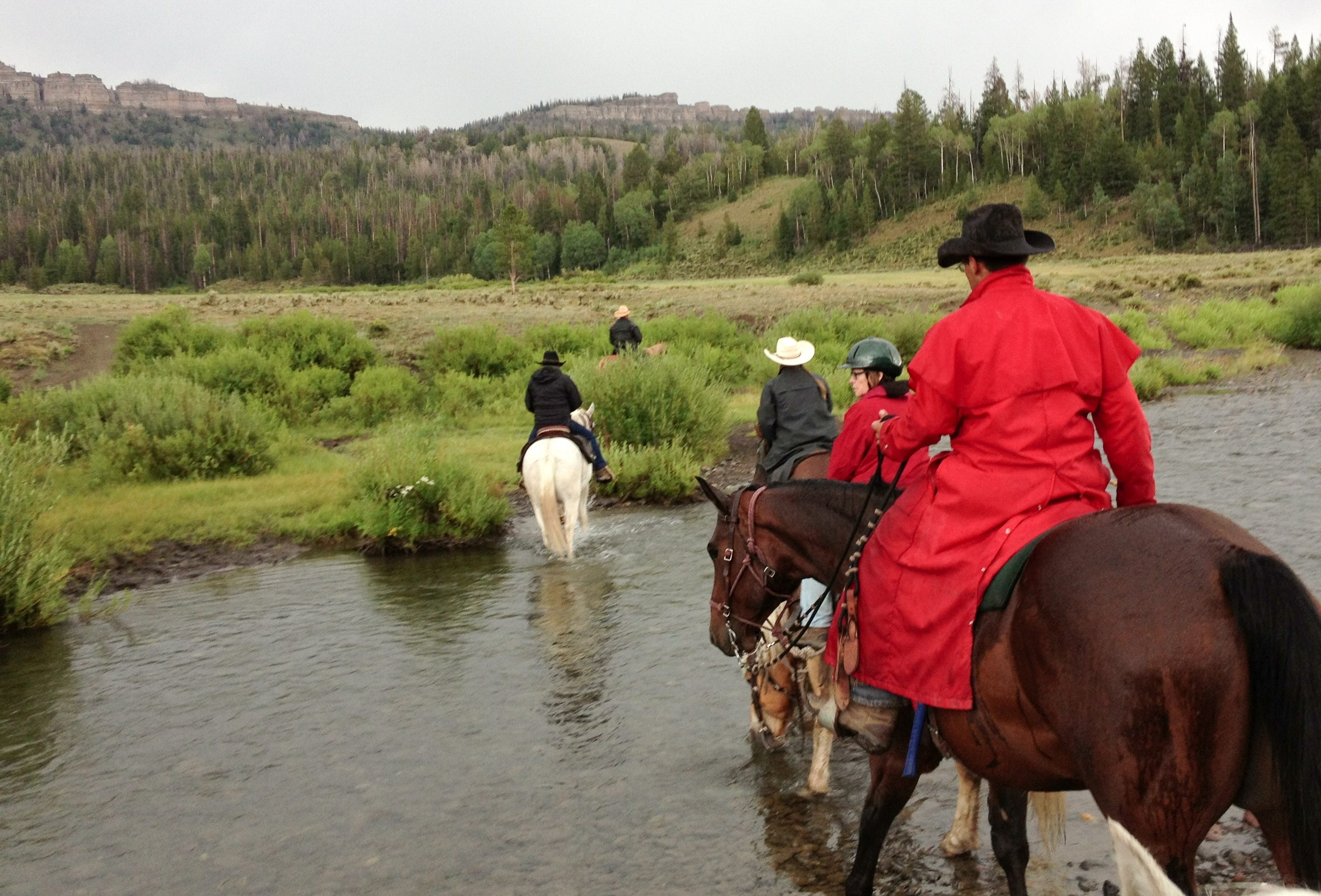 dude my ranching article in todayu0027s usa today travel section
