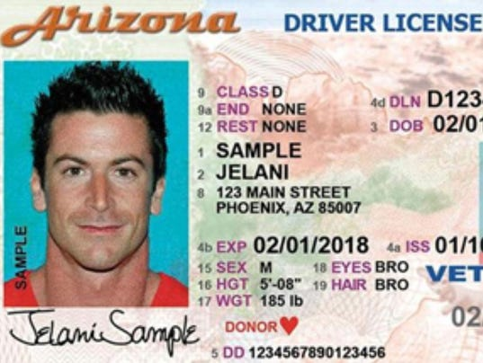 Hate long airport lines this bill is your only hope 635606393133158837 az drivers license thecheapjerseys Images