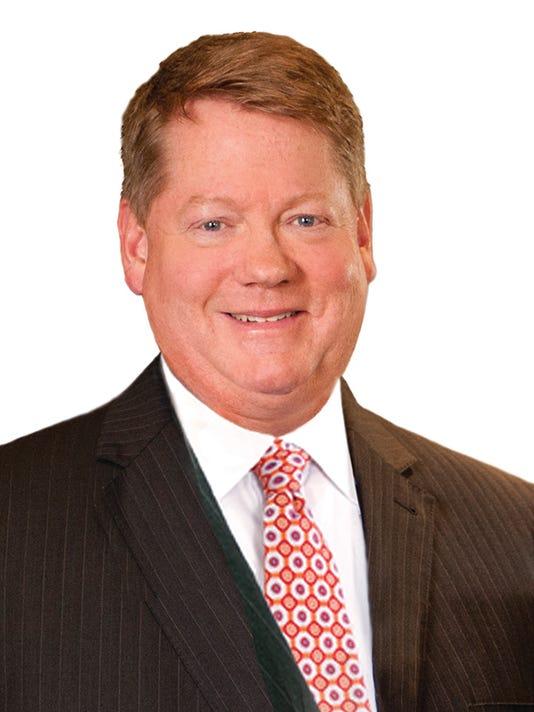 Hancock Bank CEO John Hairston