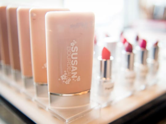 Knoxville native Susan Bourdeau has created her own line of cosmetics and skin care.