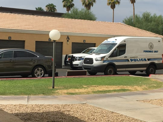 Chandler police have arrested a 30-year-old man who