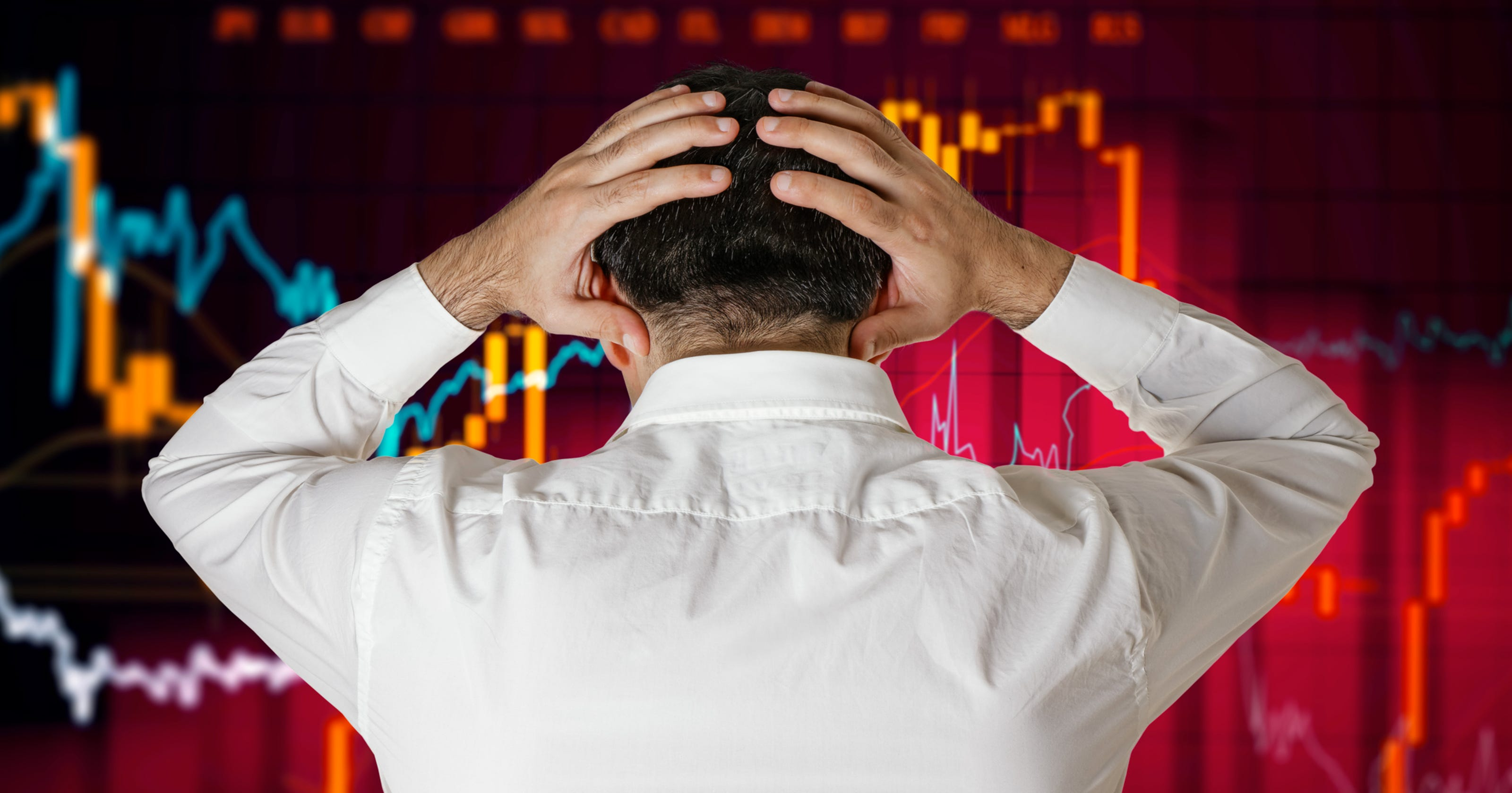 Dow: Why the stock market fell Tuesday