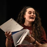 PHOTOS - Milford High rehearses You Can't Take it with You