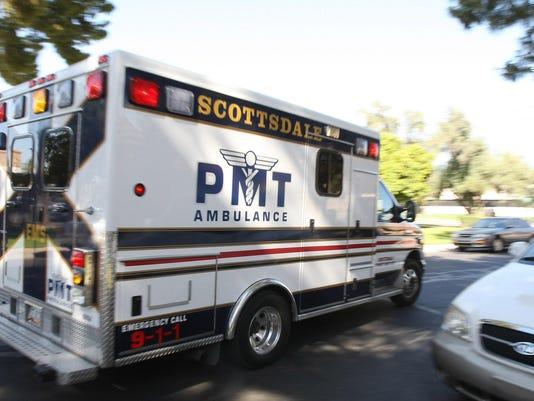 Ambulance wars