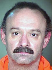 FILE - This undated file photo provided by the Arizona Department of Corrections shows Joseph Rudolph Wood, who was executed with the use of the sedative midazolam on July 23, 2014. Wood gasped for air, snorted and his belly inflated and deflated during the nearly two hours it took for him to die when the state of Arizona executed him. Questions about whether midazolam can prevent prisoners from suffering while they die have persisted since several states in 2014 began using the drug as part of their lethal injection protocols.
