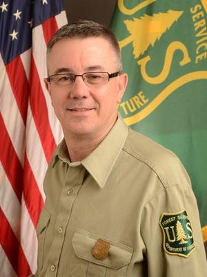 U.S. Forest Service Chief Tony Tooke