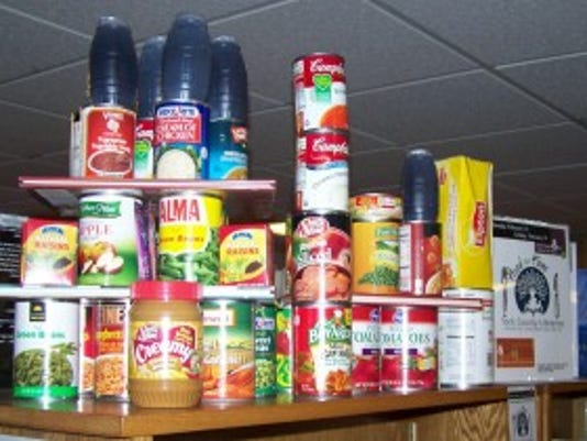 York County Libraries' Food for Fines program kicks off Nov. 26 and runs through Dec. 7. (SUBMITTED)