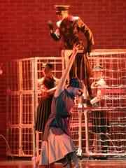 Ballet Magnificat!'s ballet 'Hiding Place' comes to Shreveport on March 24.