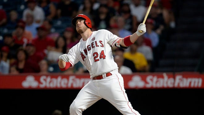 With the Angels' offensive additions at the Aug. 31 trade deadline, first baseman C.J. Cron could be even more productive in September.