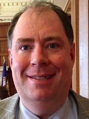 Jeremy Johnson, Carroll College associate professor of political science.