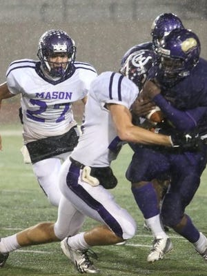 Mason and Shiner are set for their seventh playoff meeting in the last eight years.