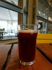 Crooked Hammock Brewery in Lewes has a red ryder winter warmer, perfect for the season.