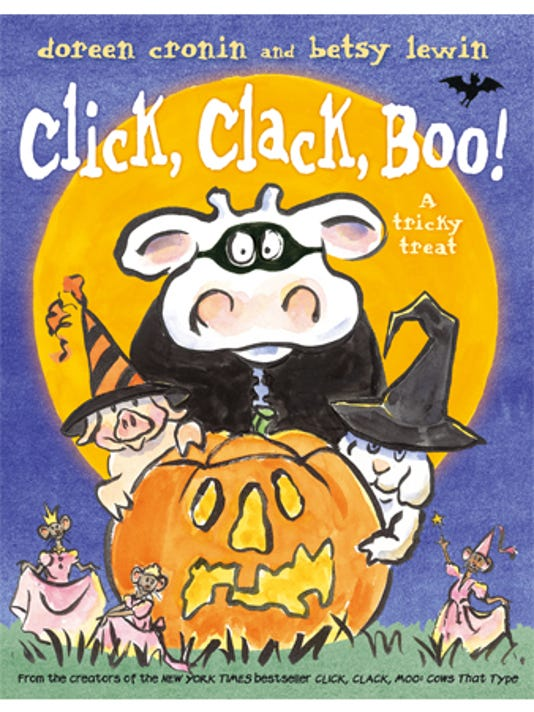 These books will dress up Halloween for young readers