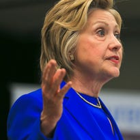 May 16, 2016 -- Bowling Green, Ky. -- Democratic Presidential Candidate Hillary Clinton visited residents of Bowling Green, Ky.