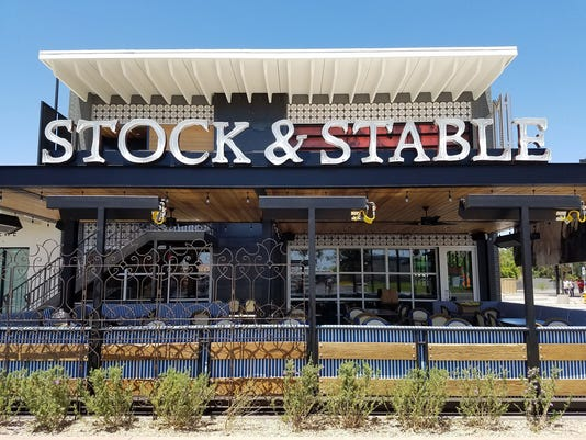 Now open: Stock & Stable