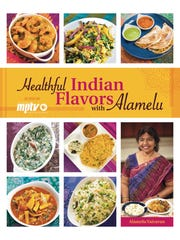 Alamelu Vairavan's newest cookbook is based on her public television show of the same name.