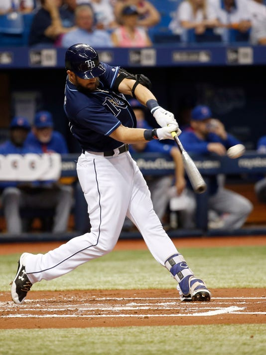 MLB: Chicago Cubs at Tampa Bay Rays