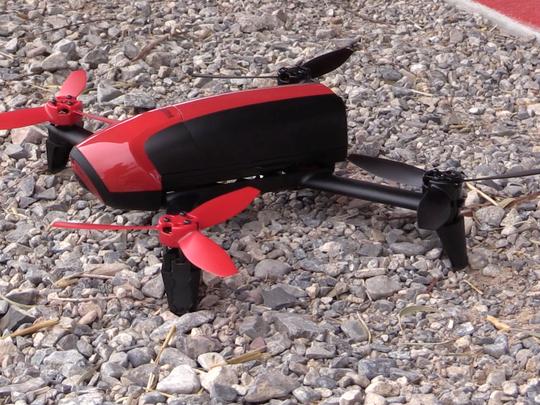 Parrot's new Bebop 2 drone