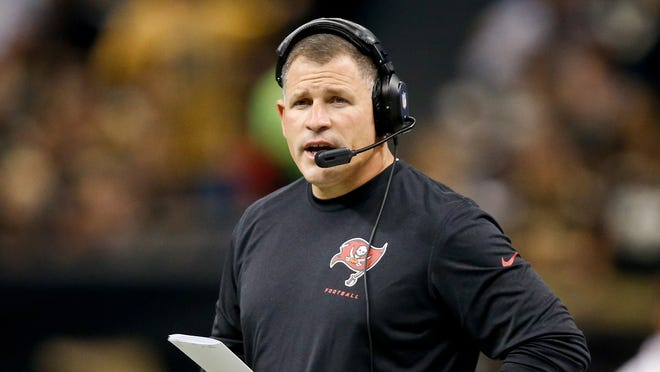 Greg Schiano went 11-21 as head coach of the Tampa Bay Buccaneers.
