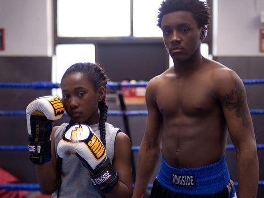 The Fits boxing art