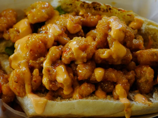 The Seafood Bistro has switched up its menu but still serves favorites like the shrimp poboy.