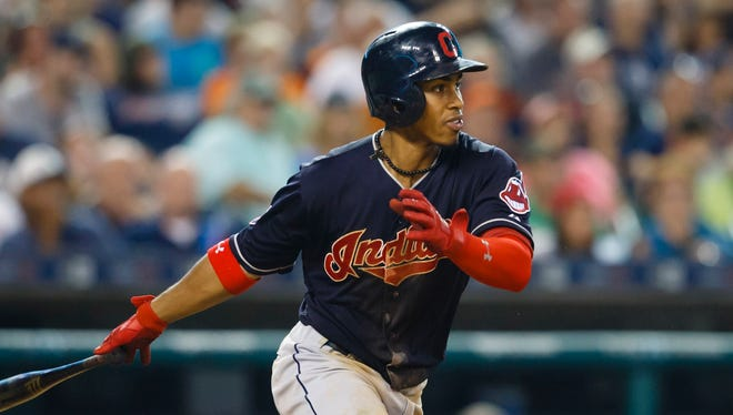 Cleveland believes it has a star in the making in young shortstop Francisco Lindor.
