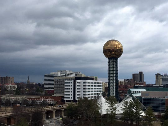 Severe weather is in the forecast for Knoxville and surrounding areas Wednesday.