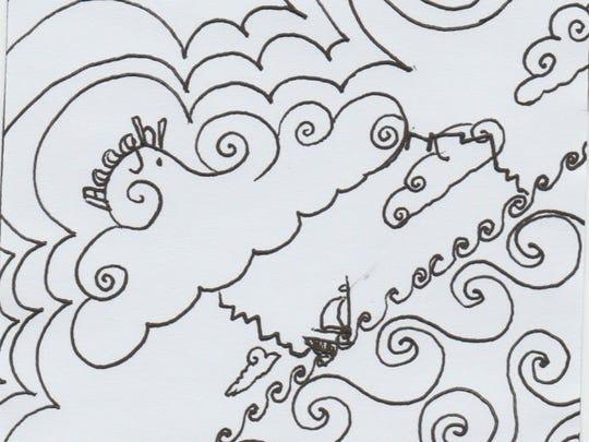 Doodle No. 4.