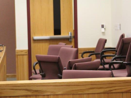 jury box png